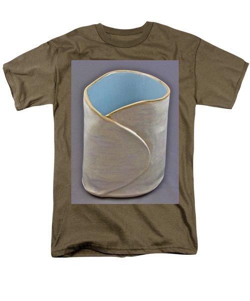 Spontaneous 07-023 Men's T-Shirt  (Regular Fit) by Mario Perron
