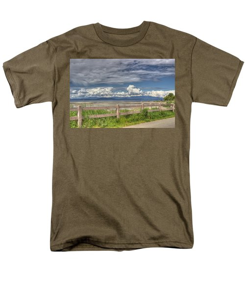 Spring Afternoon Men's T-Shirt  (Regular Fit) by Randy Hall
