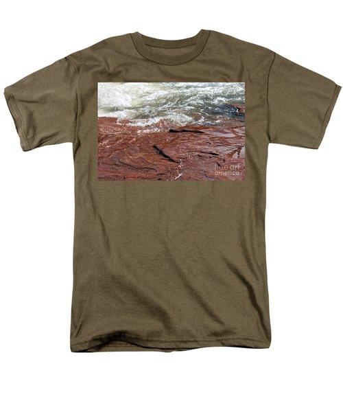 Spring At Sedona In Spring Men's T-Shirt  (Regular Fit) by Debbie Hart