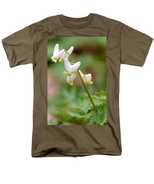 Spring Flower Men's T-Shirt  (Regular Fit) by Tiffany Erdman