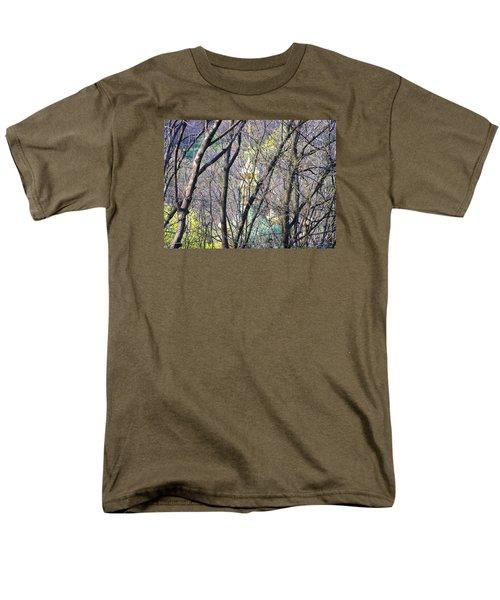 Spring Men's T-Shirt  (Regular Fit) by Oleg Zavarzin