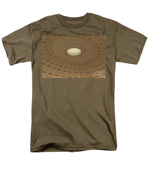 Men's T-Shirt  (Regular Fit) featuring the photograph Squares N Rectangles by Chris Thomas