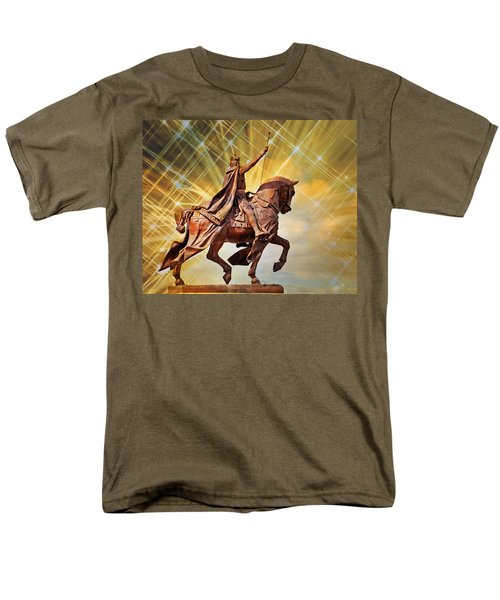 Men's T-Shirt  (Regular Fit) featuring the photograph St. Louis 5 by Marty Koch