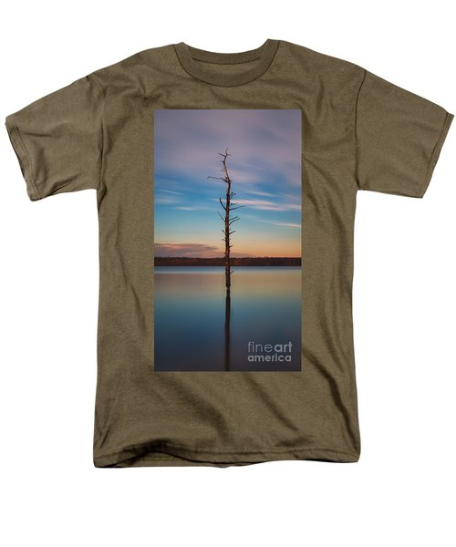Stand Alone 16x9 Crop Men's T-Shirt  (Regular Fit) by Michael Ver Sprill
