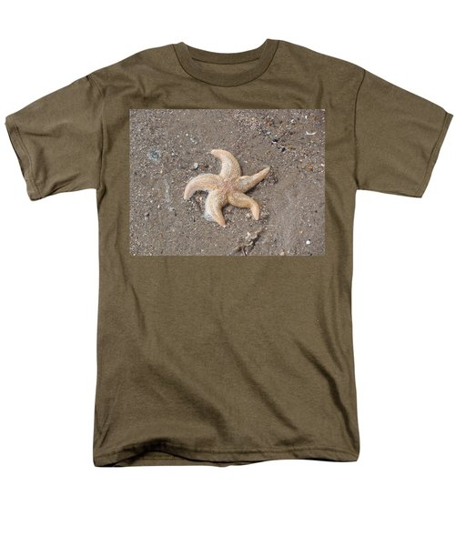 Men's T-Shirt  (Regular Fit) featuring the photograph Starfish by Tiffany Erdman