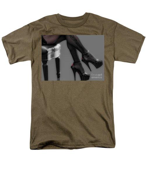 Stilettos Men's T-Shirt  (Regular Fit)