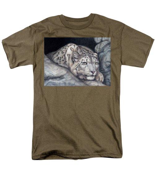 Stillnes Like A Stone Men's T-Shirt  (Regular Fit) by Pat Erickson
