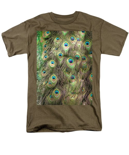 Men's T-Shirt  (Regular Fit) featuring the photograph Stream Of Eyes by Diane Alexander