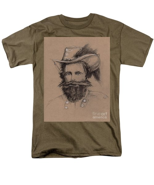 Stuart's Rebuke Men's T-Shirt  (Regular Fit) by Scott and Dixie Wiley