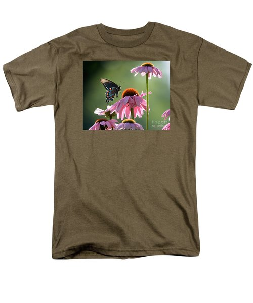 Summer Morning Light Men's T-Shirt  (Regular Fit) by Nava Thompson