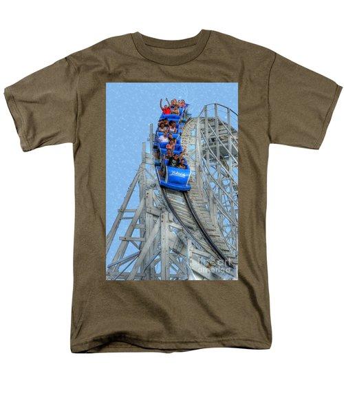Summer Time Thriller Men's T-Shirt  (Regular Fit) by Juli Scalzi