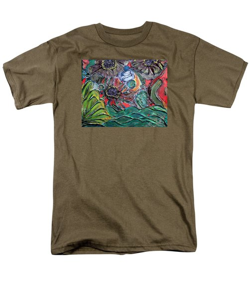 Summertime Bliss.. Men's T-Shirt  (Regular Fit) by Jolanta Anna Karolska