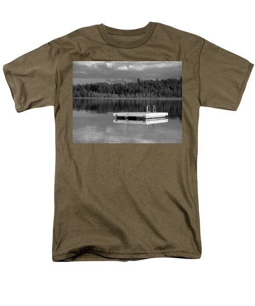 Summertime Reflections Men's T-Shirt  (Regular Fit) by Don Spenner