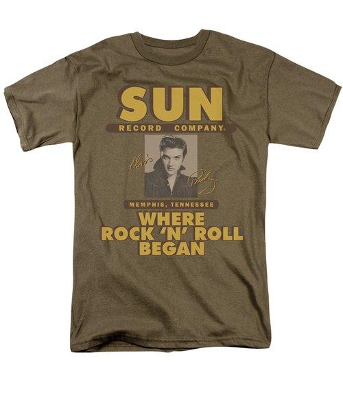 Sun - Sun Ad Men's T-Shirt  (Regular Fit) by Brand A