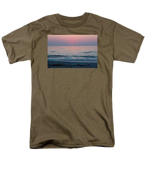 Sunrise Blush Men's T-Shirt  (Regular Fit) by Julie Andel