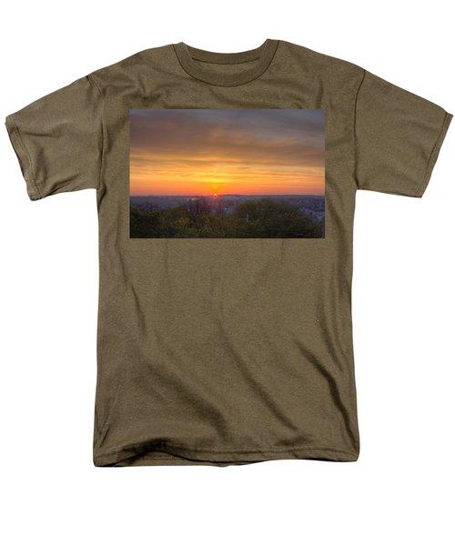 Sunrise Men's T-Shirt  (Regular Fit) by Daniel Sheldon