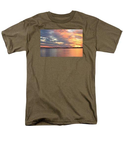 Sunset Magic Men's T-Shirt  (Regular Fit)