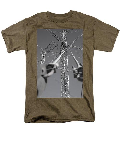 Support Men's T-Shirt  (Regular Fit) by David S Reynolds