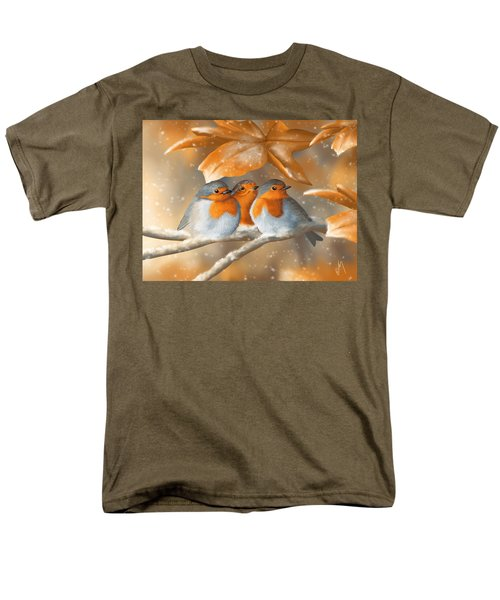 Sweet Nature Men's T-Shirt  (Regular Fit) by Veronica Minozzi