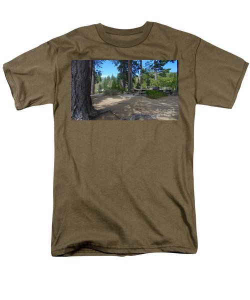 Men's T-Shirt  (Regular Fit) featuring the photograph Tahoe's Summer Invitation by Bobbee Rickard