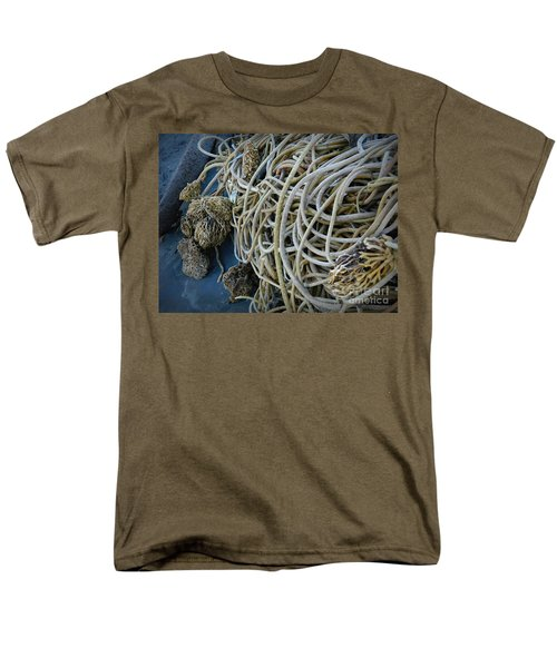 Tangles Of Seaweed 2 Men's T-Shirt  (Regular Fit) by Chalet Roome-Rigdon