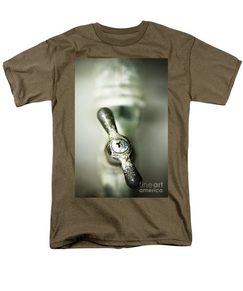 Men's T-Shirt  (Regular Fit) featuring the photograph Tap Into Your Life by Trish Mistric