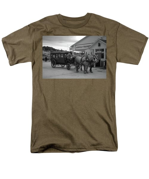 Taxi 10416 Men's T-Shirt  (Regular Fit) by Guy Whiteley