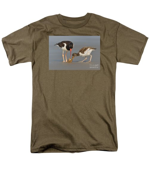 Teaching The Young Men's T-Shirt  (Regular Fit) by Jerry Fornarotto