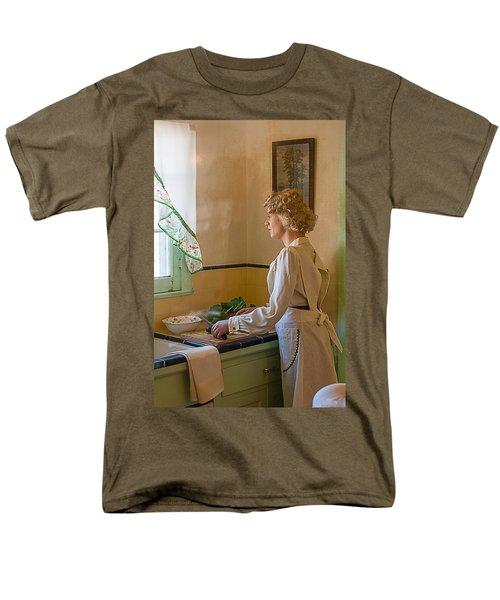 The American Dream Men's T-Shirt  (Regular Fit) by Gunter Nezhoda