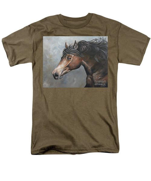 The Andalusian Men's T-Shirt  (Regular Fit) by Debbie Hart