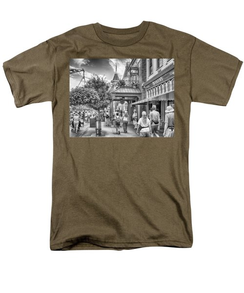 Men's T-Shirt  (Regular Fit) featuring the photograph The Bakery by Howard Salmon