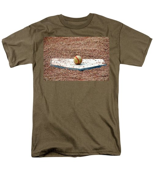 The Ball Of Field Of Dreams Men's T-Shirt  (Regular Fit)