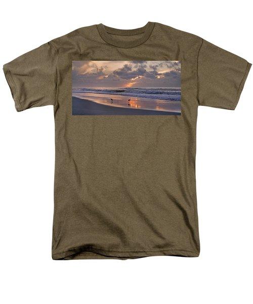 The Best Kept Secret Men's T-Shirt  (Regular Fit) by Betsy Knapp