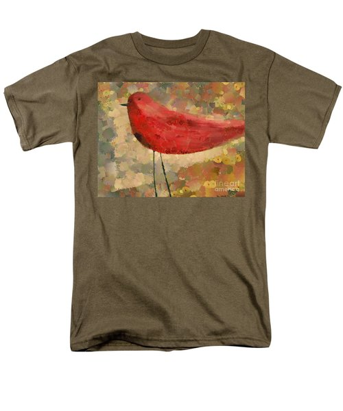 The Bird - K04d Men's T-Shirt  (Regular Fit) by Variance Collections