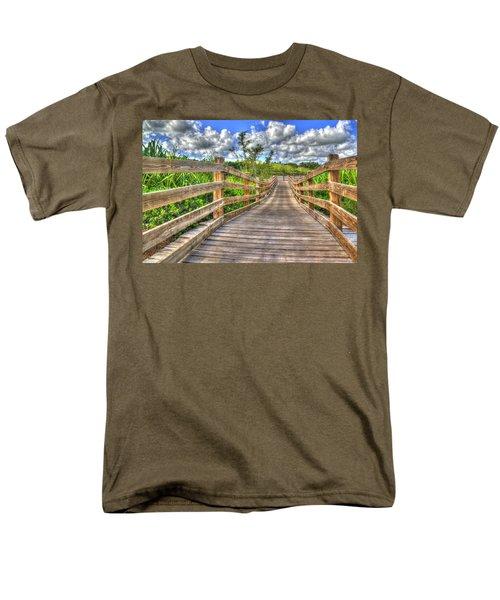 The Boardwalk Men's T-Shirt  (Regular Fit) by Paul Wear