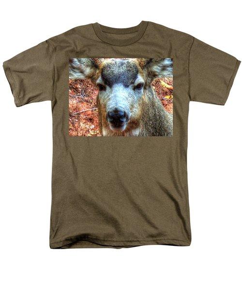 The Buck II Men's T-Shirt  (Regular Fit) by Lanita Williams