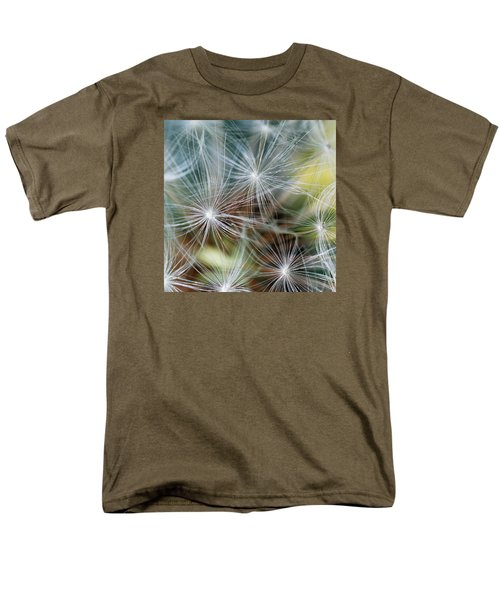 Men's T-Shirt  (Regular Fit) featuring the photograph The Clock by Wendy Wilton