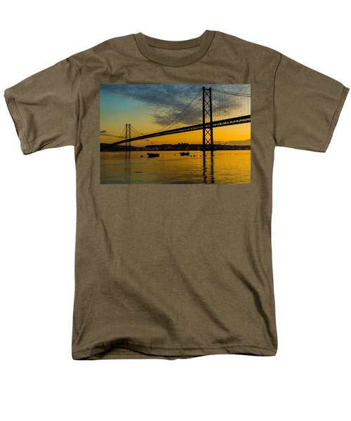The Dawn Of Day I Men's T-Shirt  (Regular Fit) by Marco Oliveira