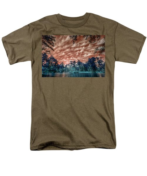 The Day After... Men's T-Shirt  (Regular Fit) by Linda Unger