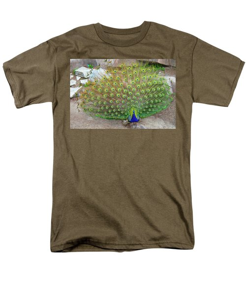 Men's T-Shirt  (Regular Fit) featuring the photograph The Eyes Have It by Jonah  Anderson