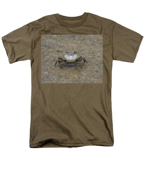 The Fiddler Crab On Hilton Head Island Men's T-Shirt  (Regular Fit) by Kim Pate