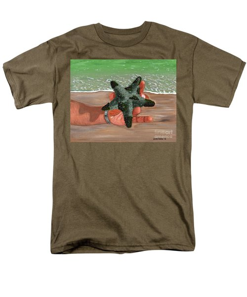 The Find Men's T-Shirt  (Regular Fit) by Laura Forde