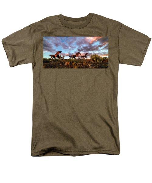 The Good Run Men's T-Shirt  (Regular Fit)