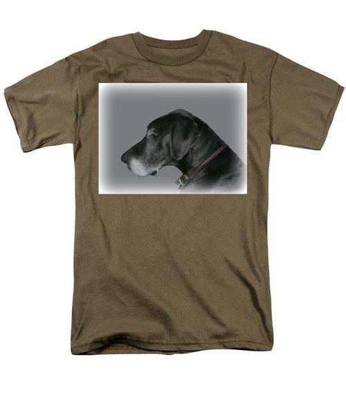 The Great Dane Men's T-Shirt  (Regular Fit)