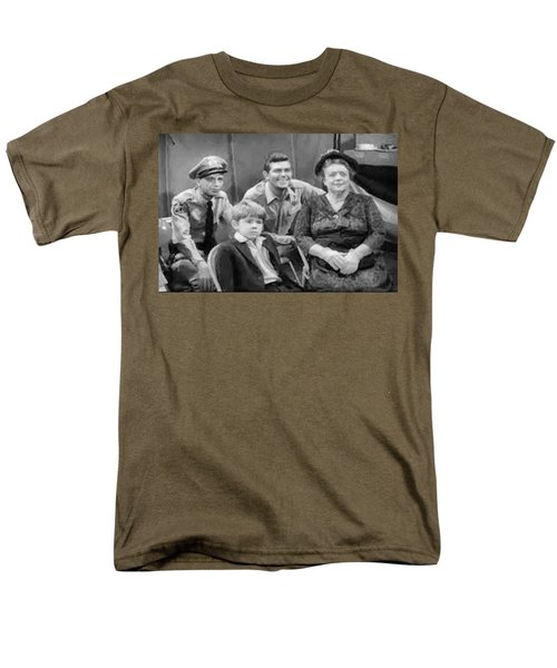 The Griffith Household Men's T-Shirt  (Regular Fit) by Paulette B Wright