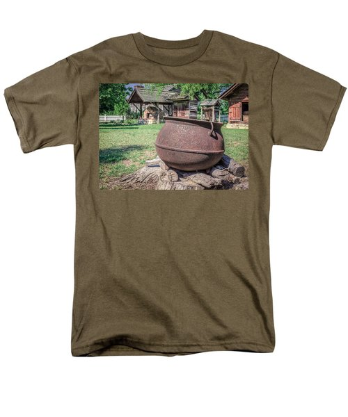 The Kettle Men's T-Shirt  (Regular Fit) by Rob Sellers