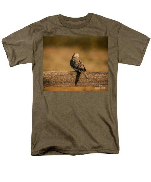 The Morning Dove Men's T-Shirt  (Regular Fit) by Robert Frederick