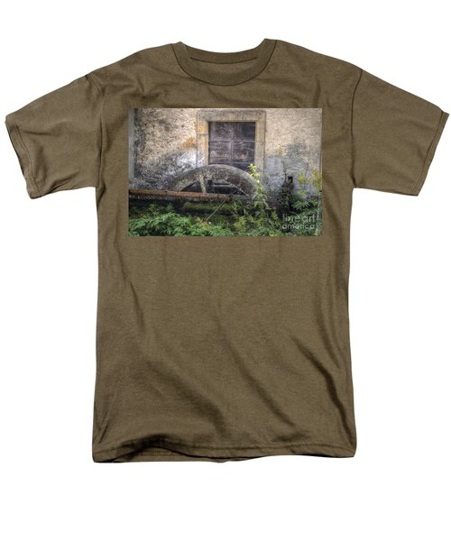 The Old Mill Men's T-Shirt  (Regular Fit) by Michelle Meenawong