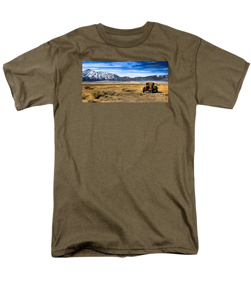 The Old One Men's T-Shirt  (Regular Fit) by Robert Bales