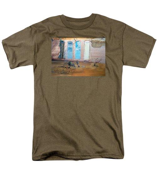 The Parade Of The Moods Men's T-Shirt  (Regular Fit) by Lazaro Hurtado